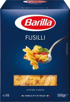 Pasta Barilla fusilli 500 g