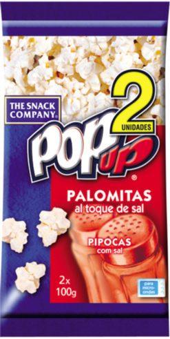 Palomitas Pop-Up-1 saladas Bimbo 2x100g