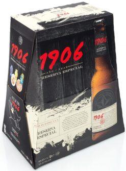 Cerveza 1906 Extra botella 6x33 cl