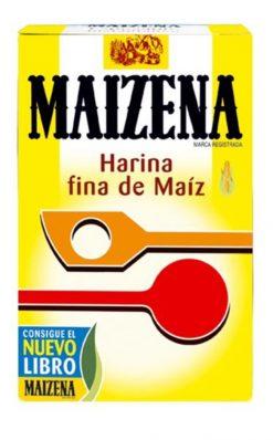 Harina Maizena fina de maíz 700 g