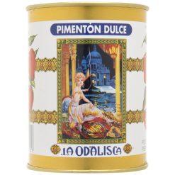 Pimentón La Odalisca dulce 180 g