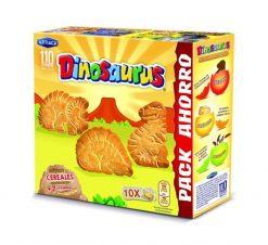 Galletas Dinosaurus cereales 411 g