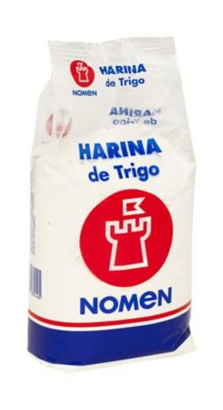 Harina Nomen de trigo 500 g