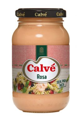 Salsa Calvé Rosa 225 ml