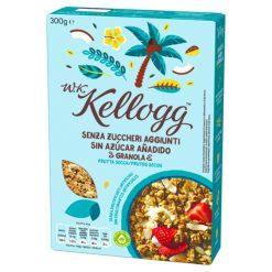 Cereales Kellogg's Granola sin azúcar con frutos secos 300 g
