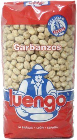 Garbanzos Luengo extra 1 kg
