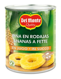 Piña del Monte en su jugo 510 g