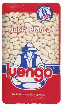 Alubia Luengo Blanca Extra 1 kg