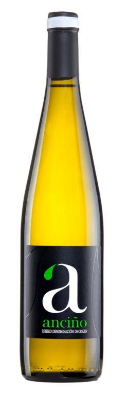 Vino Ribeiro Anciño blanco 75 cl
