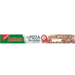 Masa Buitoni pizza sin gluten y sin lactosa 230 g
