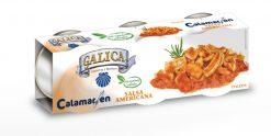 Calamares Gálica en salsa americana 3x48 g