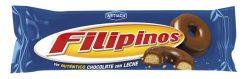 Galletas Filipinos chocolate con leche 100 g