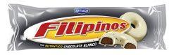 Galletas Filipinos chocolate blanco 100g