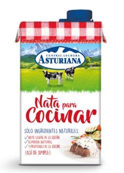 Nata Asturiana cocina líquida brik 500 ml