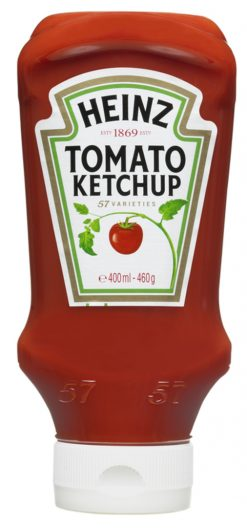 Ketchup Heinz 460 g