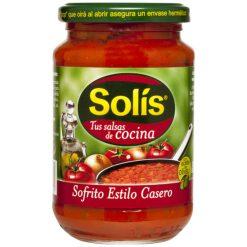 Salsa sofrito Solís casero 340g