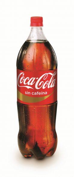 Coca-Cola sin cafeína 2 l