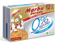 Galletas Artiach Marbú Dorada 0 % azúcares 400 g