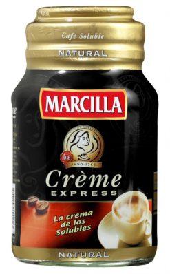 Café Marcilla soluble natural creme 200 g