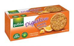 Galletas Gullón Digestive con avena y naranja 425 g