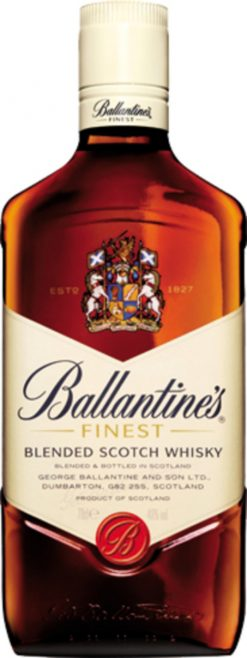 Whisky Ballantine's 70 cl