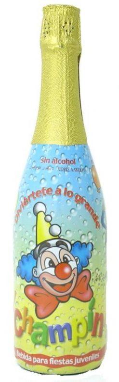 Bebida Espumosa Sin Alcohol CHAMPIN 75 cl