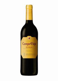 Vino Rioja Campo Viejo crianza 75 cl