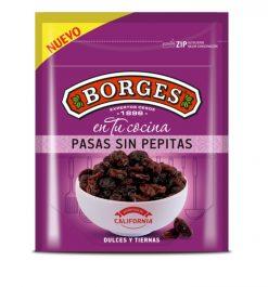 Pasas Borges sin pepita 150g