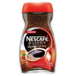Café Nescafé descafeinado soluble 200 g