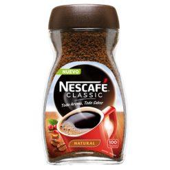 Café Nescafé classic soluble natural 200 g
