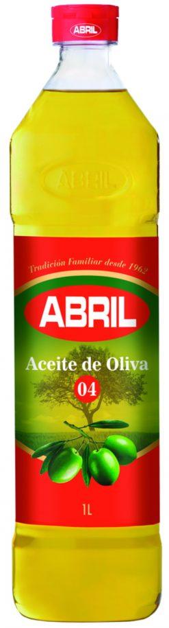 Aceite Abril oliva suave 1 l