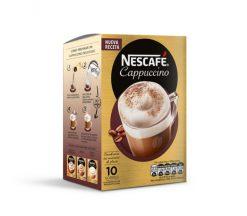 Café Nescafé cappuccino normal 140 g 10 sobres