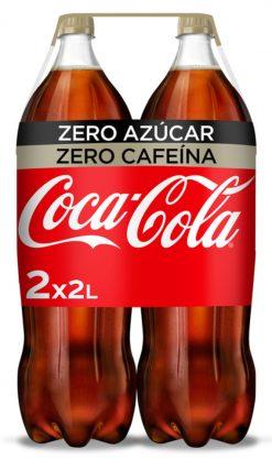 Coca-Cola Zero Zero 2x2 l