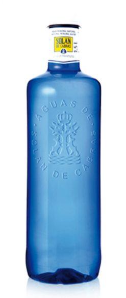 Agua Solán de Cabras 1.5 l