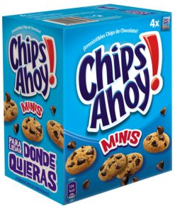 Galletas Chips Ahoy! mini 160 g
