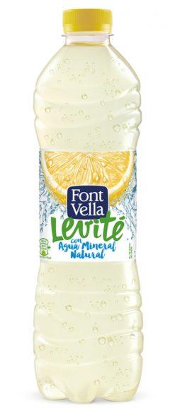Agua Font Vella Levité limón 1.25 l
