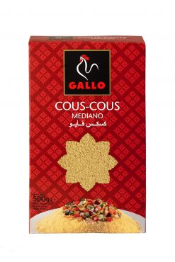 Pasta Gallo Cous Cous mediano 500 g