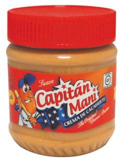 Crema de cacahuete Capitán Mani 340 g