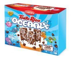 Galletas Cuétara Tosta Rica Oceanix 480g