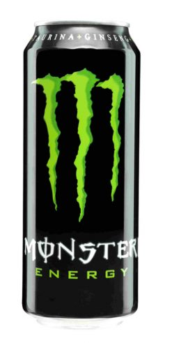 Monster Energy Green 500 ml