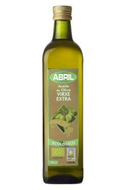 Aceite Abril virgen extra ecológico 75 cl