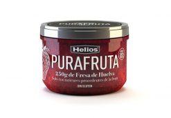 Purafruta Helios fresa 250 g
