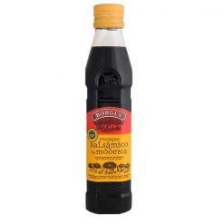 Vinagre Borges balsámico de módena 250 ml
