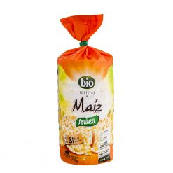 Tortitas Santiveri de maíz Bio 130 g