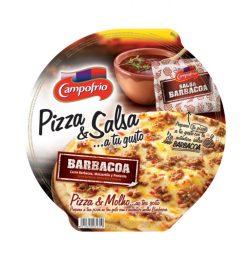 Pizza Campofrío barbacoa 410g