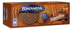 Galletas Fontaneda Digestive chocolate con leche 300 g