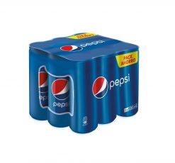 Pepsi lata 9x33 cl