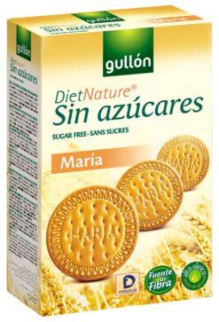 Galletas Gullón María DietNature sin azúcares 400 g