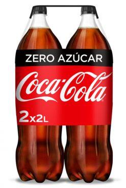 Coca-Cola Zero 2 l pack-2