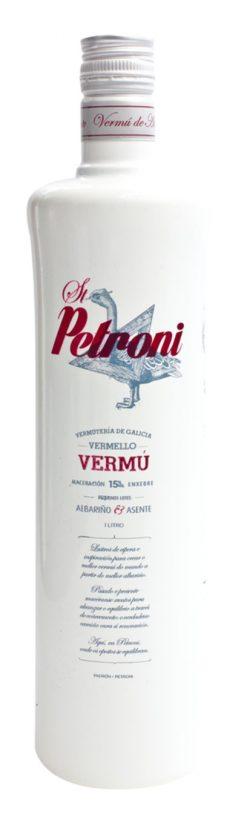 Vermouth Gallego St. Petroni rojo 1 l